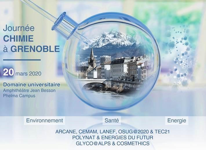 Journée de la chimie à Grenoble
